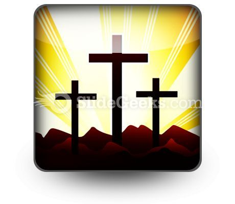 Cross Religion Ppt Icon For Ppt Templates And Slides S  Presentation Themes and Graphics Slide01