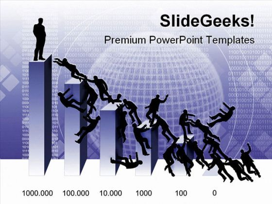 Battle Of The Top People PowerPoint Background And Template 1210  Presentation Themes and Graphics Slide01