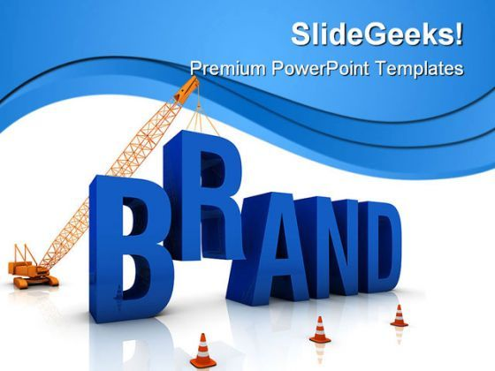 Brand Construction PowerPoint Templates And PowerPoint Backgrounds 0611  Presentation Themes and Graphics Slide01