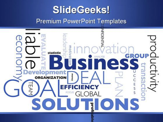 Business Concept Global PowerPoint Background And Template 1210  Presentation Themes and Graphics Slide01