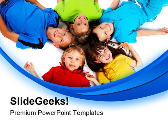 Children Having Fun Entertainment PowerPoint Backgrounds And Templates 1210  Presentation Themes and Graphics Slide01