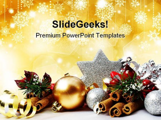 Christmas Background Clipart.Check Out This Amazing Template To Make Your Presentations Look Awesome At