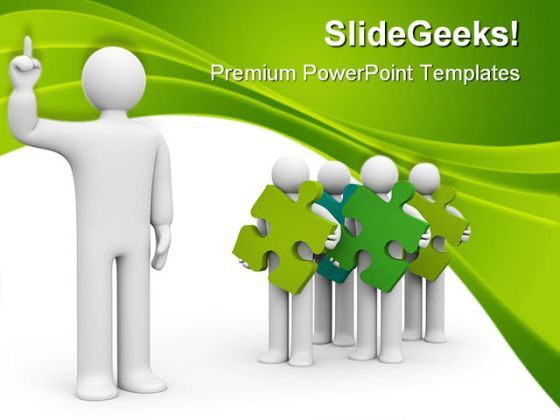 Cooperation And Development Business PowerPoint Templates And PowerPoint Backgrounds 0711  Presentation Themes and Graphics Slide01