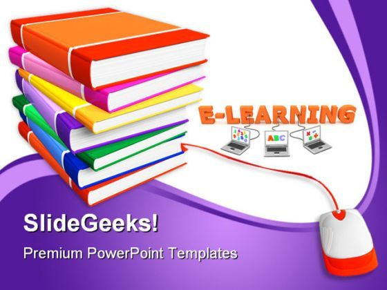 E Learning Education Powerpoint Backgrounds And Templates 1210 Powerpoint Slides Diagrams Themes For Ppt Presentations Graphic Ideas