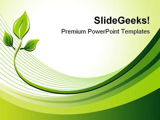 eco background nature powerpoint templates and powerpoint