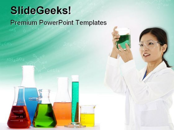 Experiment Science PowerPoint Templates And PowerPoint Backgrounds 0711  Presentation Themes and Graphics Slide01