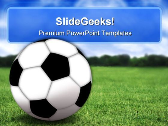 Football Sports PowerPoint Templates And PowerPoint Backgrounds 0111  Presentation Themes and Graphics Slide01