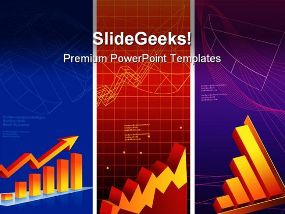 Graph Shows Profit Sales PowerPoint Templates And PowerPoint Backgrounds 0711  Presentation Themes and Graphics Slide01