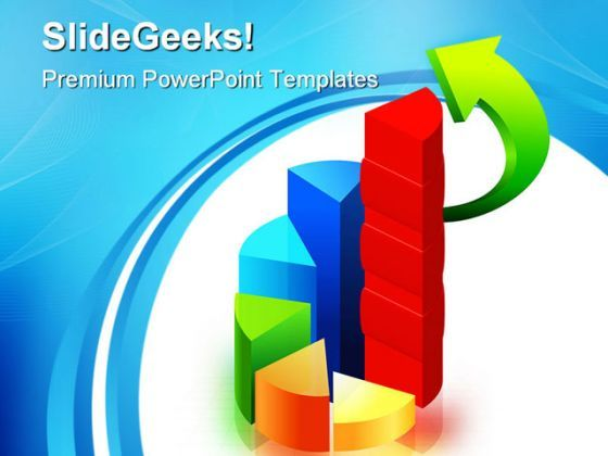Graph Statistics Business PowerPoint Templates And PowerPoint Backgrounds 0411  Presentation Themes and Graphics Slide01