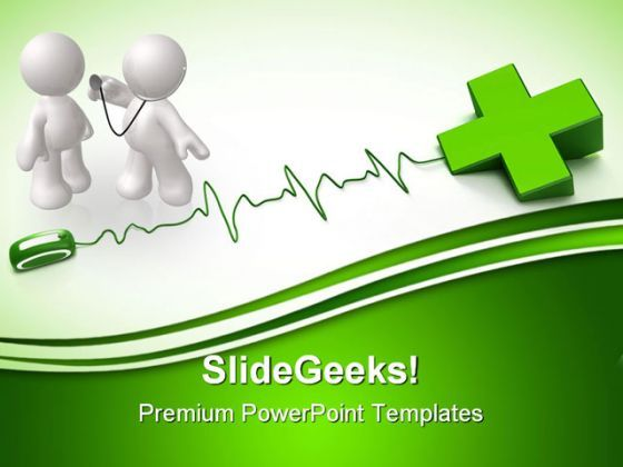 Health Online Medical PowerPoint Templates And PowerPoint Backgrounds 0511  Presentation Themes and Graphics Slide01