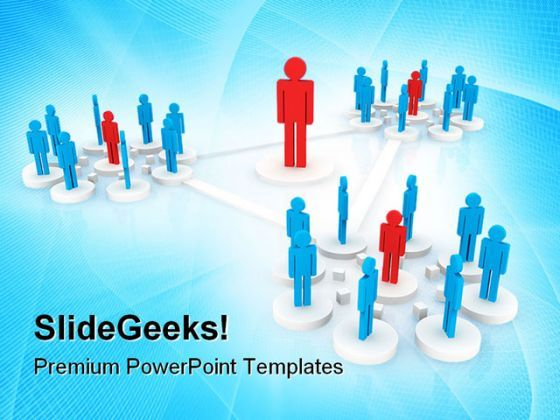 Human Resources Leadership PowerPoint Templates And PowerPoint Backgrounds 0311  Presentation Themes and Graphics Slide01
