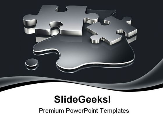 Leaked Parts Business PowerPoint Templates And PowerPoint Backgrounds 0411  Presentation Themes and Graphics Slide01