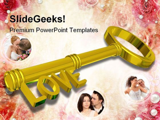 Love Solution Wedding PowerPoint Templates And PowerPoint Backgrounds 0711  Presentation Themes and Graphics Slide01
