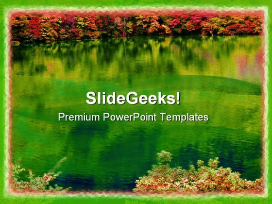 Nature Scene Beauty PowerPoint Templates And PowerPoint Backgrounds 0611  Presentation Themes and Graphics Slide01