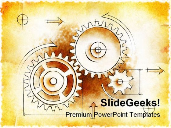 Old Project Business PowerPoint Backgrounds And Templates 1210  Presentation Themes and Graphics Slide01