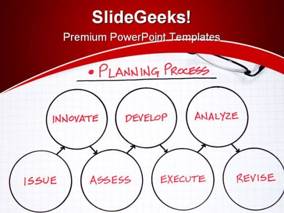 Planning Business PowerPoint Background And Template 1210  Presentation Themes and Graphics Slide01