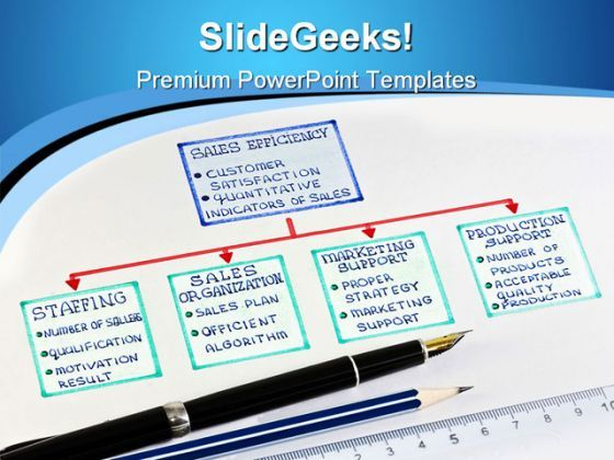 Sales Scheme Business PowerPoint Backgrounds And Templates 1210  Presentation Themes and Graphics Slide01