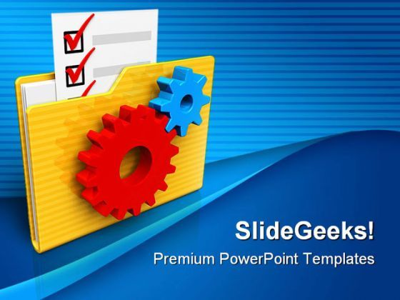 Settings Folder Security PowerPoint Templates And PowerPoint Backgrounds 0111  Presentation Themes and Graphics Slide01