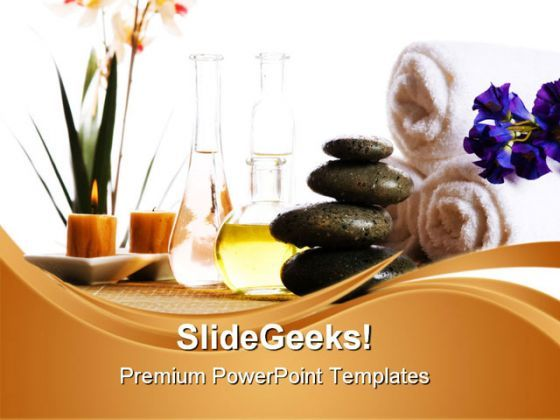 Spa Products Beauty PowerPoint Templates And PowerPoint Backgrounds 0311  Presentation Themes and Graphics Slide01