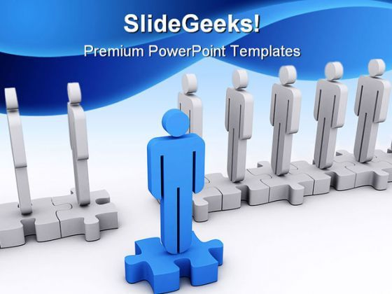 Standout Leadership PowerPoint Background And Template 1210  Presentation Themes and Graphics Slide01