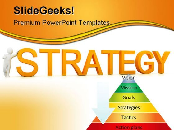 Strategy Finance PowerPoint Backgrounds And Templates 1210  Presentation Themes and Graphics Slide01