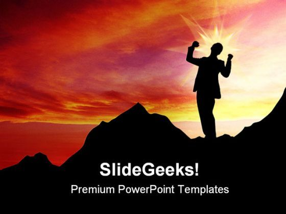 Success Business PowerPoint Templates And PowerPoint Backgrounds 0211  Presentation Themes and Graphics Slide01