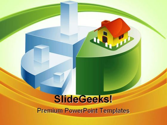 Sweet Home Real Estate PowerPoint Templates And PowerPoint Backgrounds 0411  Presentation Themes and Graphics Slide01