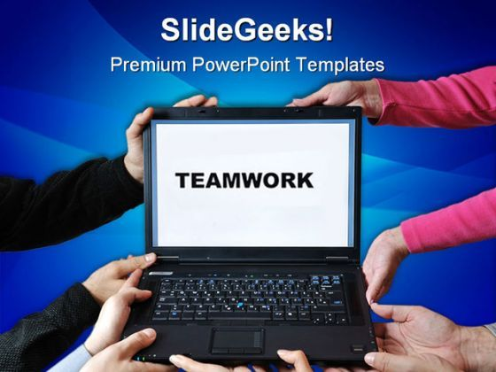 Teamwork03 Business PowerPoint Templates And PowerPoint Backgrounds 0711  Presentation Themes and Graphics Slide01