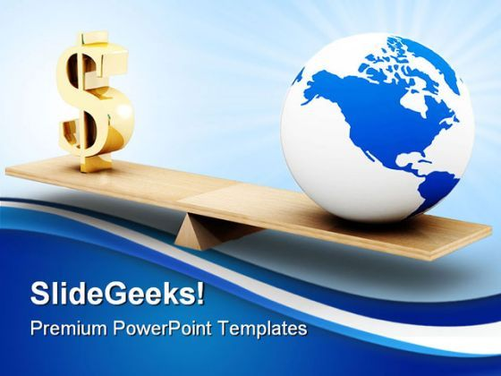 World Business Globe PowerPoint Background And Template 1210  Presentation Themes and Graphics Slide01