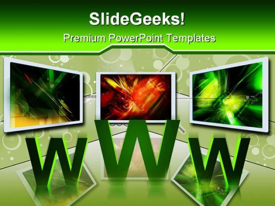 Www Computer PowerPoint Templates And PowerPoint Backgrounds 0311  Presentation Themes and Graphics Slide01