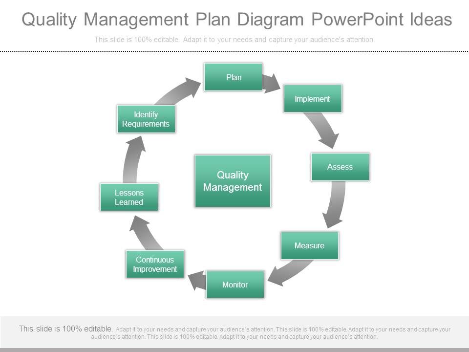 quality_management_plan_diagram_powerpoint_ideas_Slide01