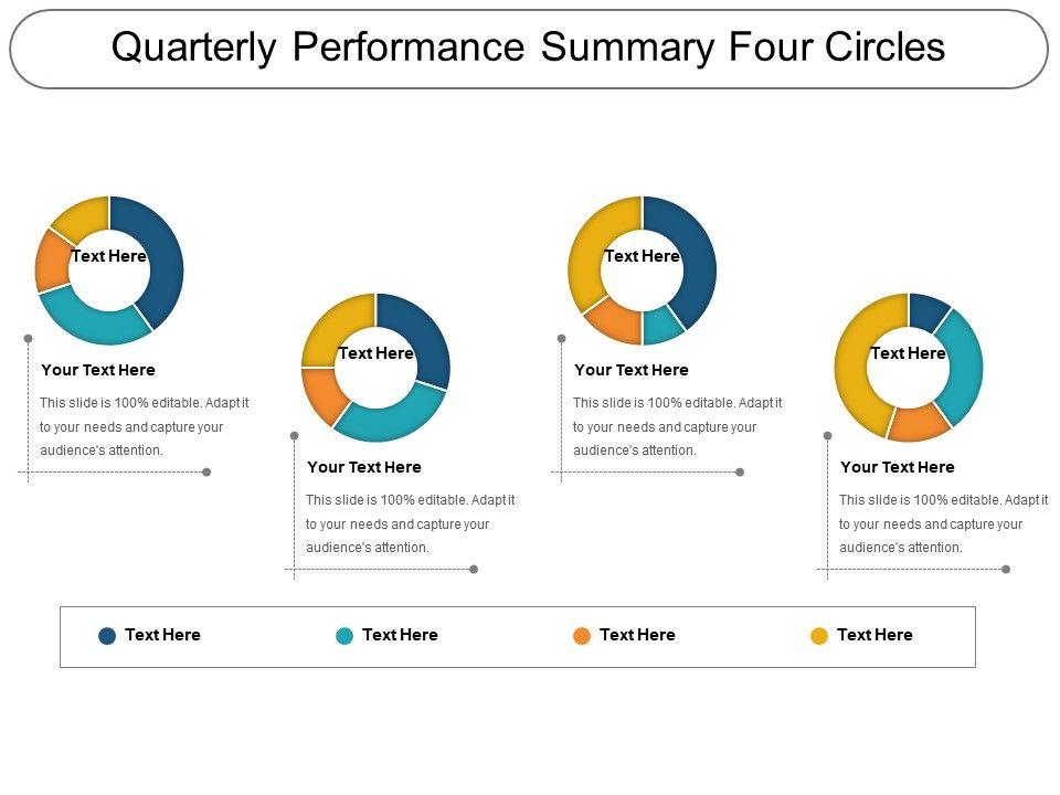 quarterly_performance_summary_four_circles_ppt_sample_Slide01