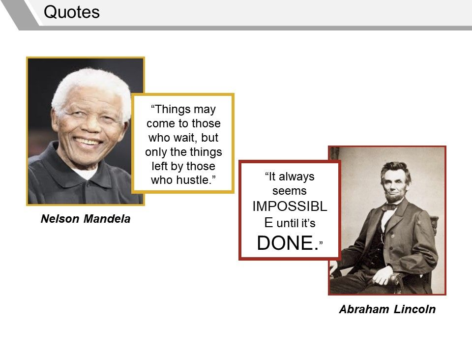 Quotes Powerpoint Slide Show Presentation Powerpoint Templates