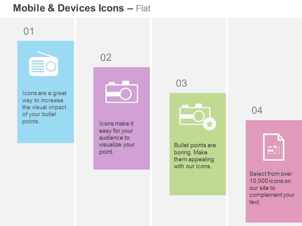 Radio Camera Report Device User Manual Ppt Icons Graphics