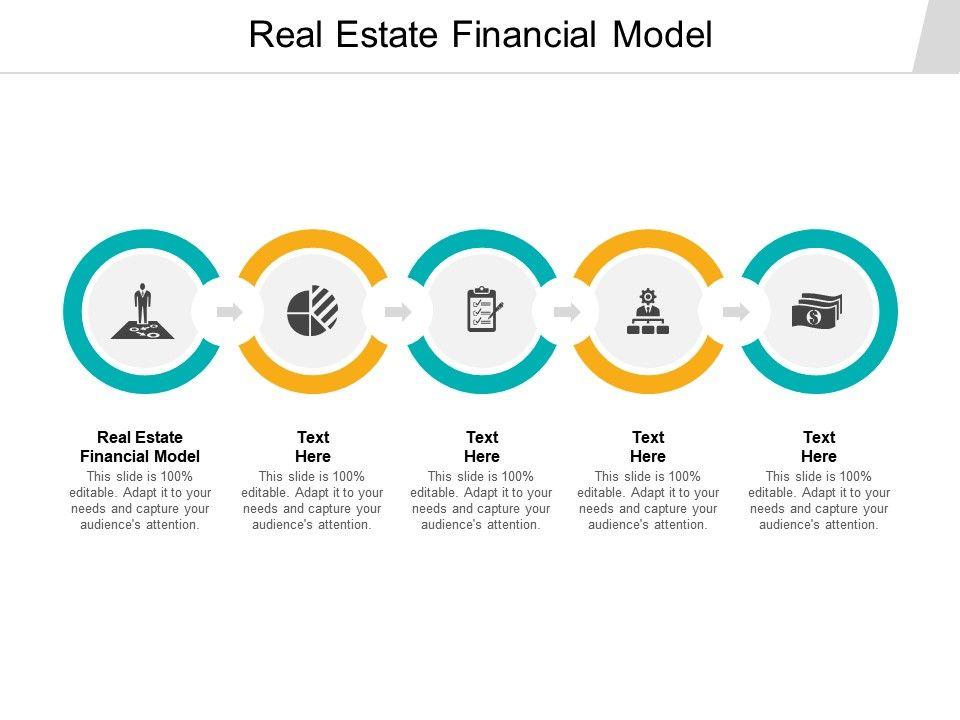 Real Estate Financial Model Ppt Powerpoint Presentation Portfolio Show Cpb