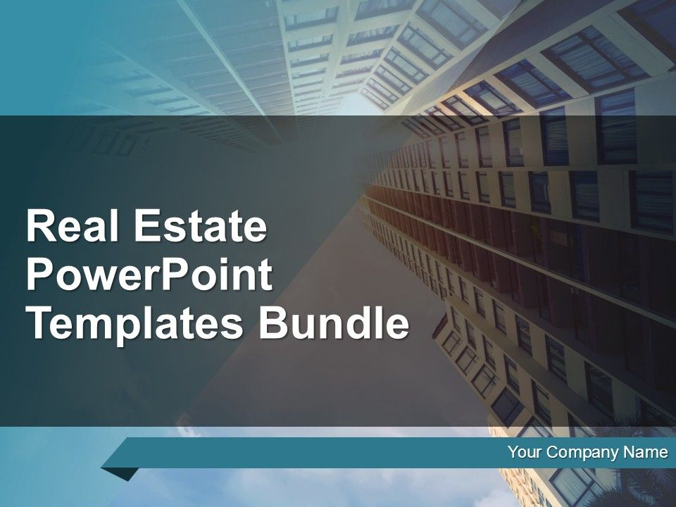 real estate powerpoint themes | real estate powerpoint templates, Presentation templates