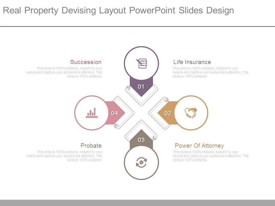 real_property_devising_layout_powerpoint_slides_design_Slide01