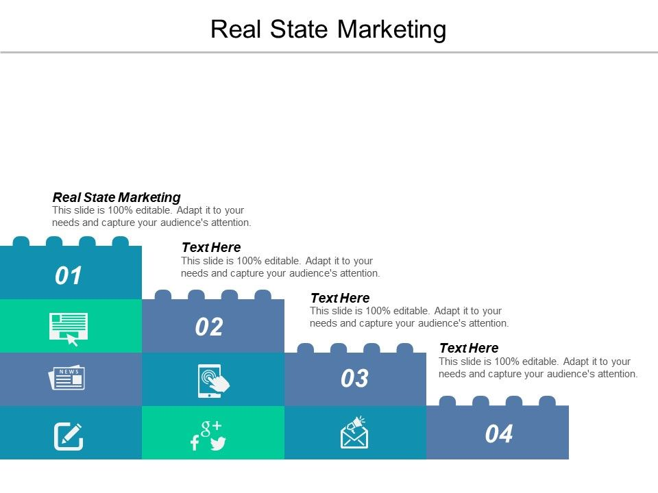 Real State Marketing Ppt Powerpoint Presentation Icon Professional