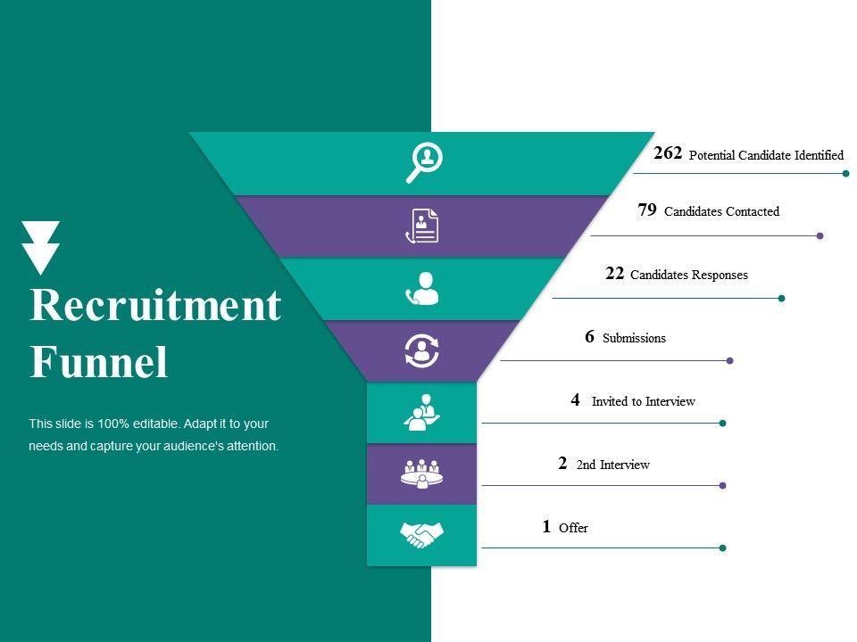 recruitment_funnel_ppt_gallery_brochure_Slide01