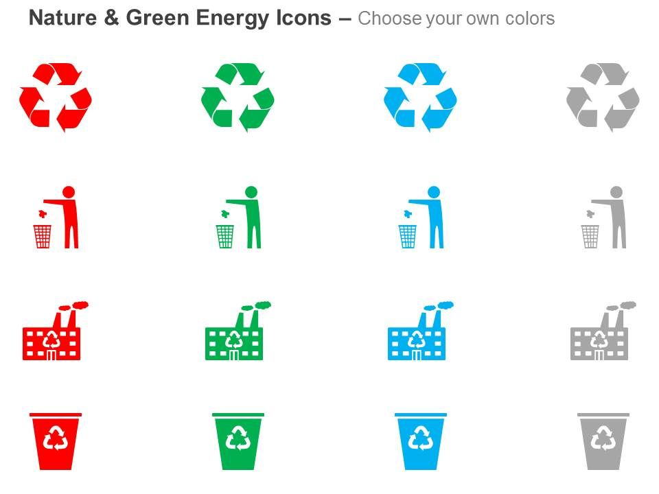 Recycle sign no littering recycling plant recycle bin ppt icons recyclesignnolitteringrecyclingplantrecyclebinppticonsgraphicsslide02 ccuart Images