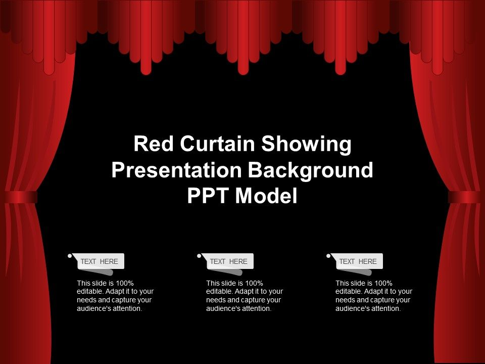 Red Curtain Showing Presentation Background Ppt Model Templates Powerpoint Slides Ppt Presentation Backgrounds Backgrounds Presentation Themes