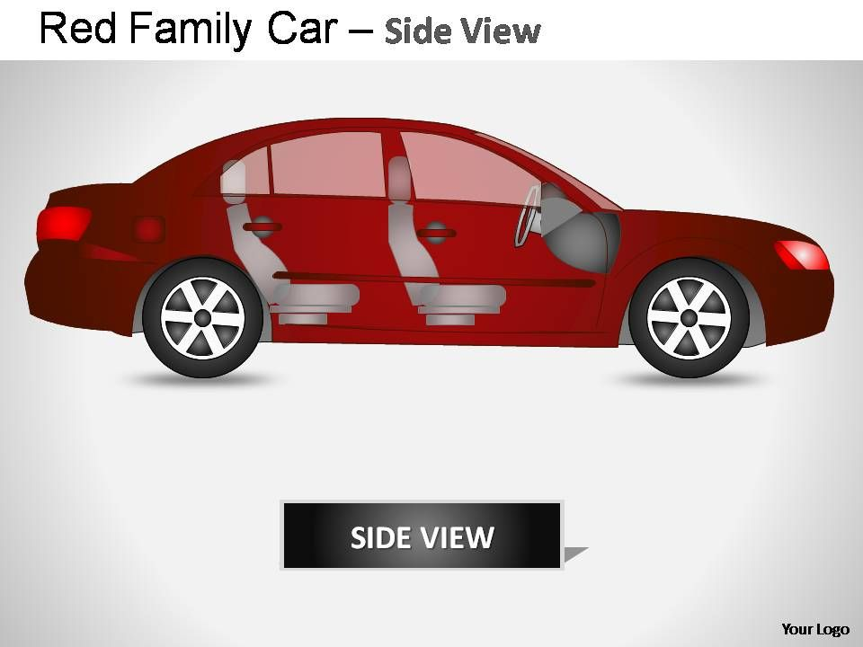 red_family_car_side_view_powerpoint_presentation_slides_Slide02