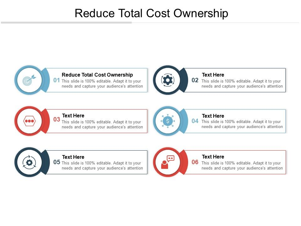 Total Cost Of Ownership Model Template from www.slideteam.net