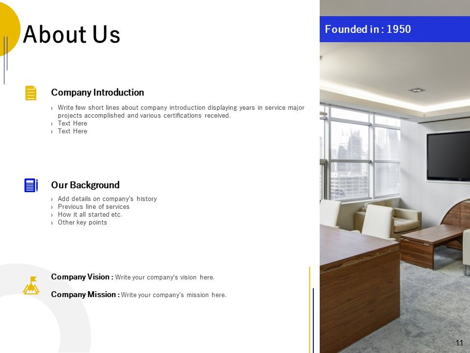 Refurnishing Proposal Powerpoint Presentation Slides Powerpoint Templates Download Ppt Background Template Graphics Presentation