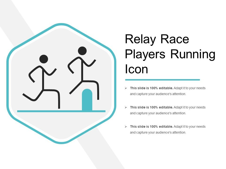 Relay race players running icon powerpoint presentation designs relayraceplayersrunningiconslide01 relayraceplayersrunningiconslide02 relayraceplayersrunningiconslide03 toneelgroepblik Images