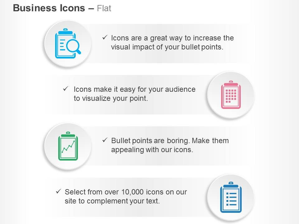 report_check_checklist_growth_chart_analysis_ppt_icons_graphics_Slide01