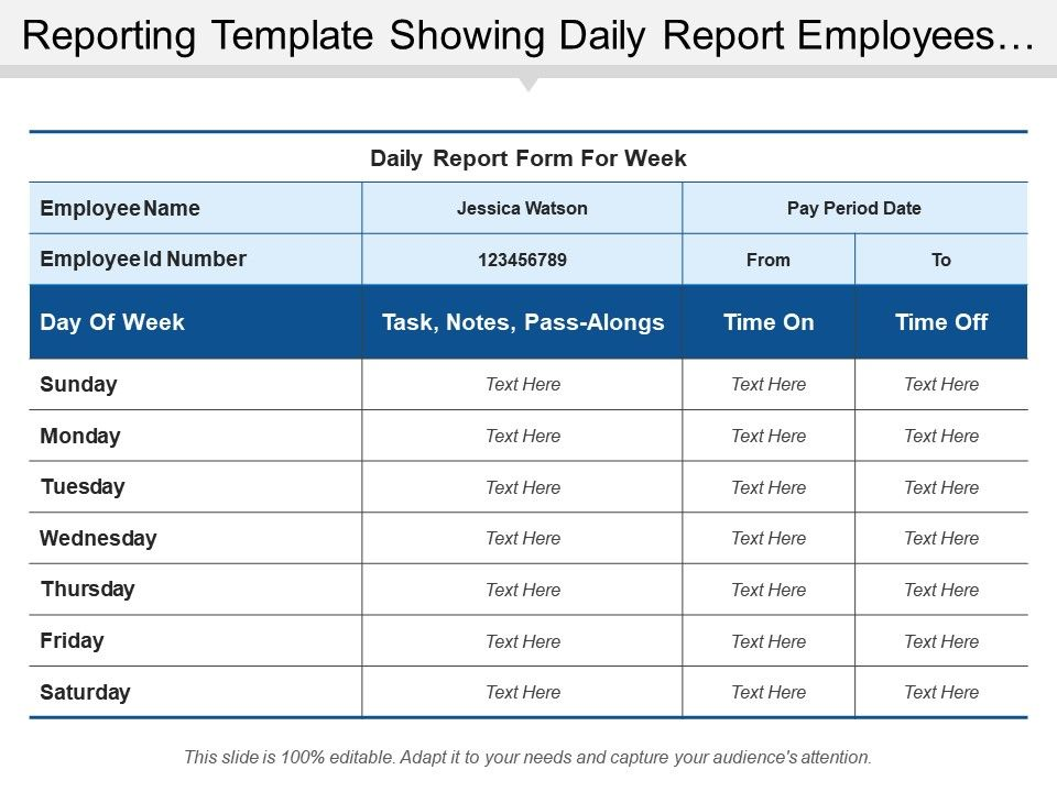 reporting_template_showing_daily_report_employees_time_on_and_off_Slide01