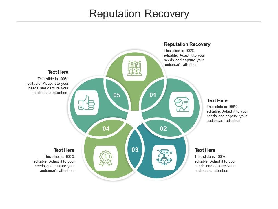 Reputation Recovery Ppt Powerpoint Presentation Summary Inspiration Cpb