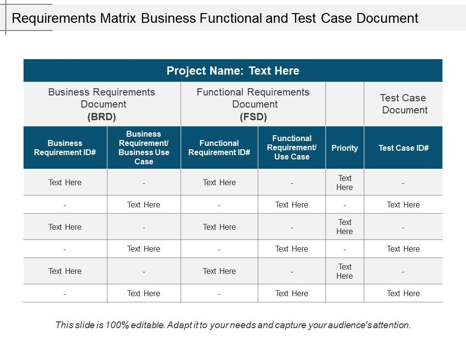Requirements matrix business functional and test case document requirementsmatrixbusinessfunctionalandtestcasedocumentslide01 requirementsmatrixbusinessfunctionalandtestcasedocumentslide02 flashek Choice Image