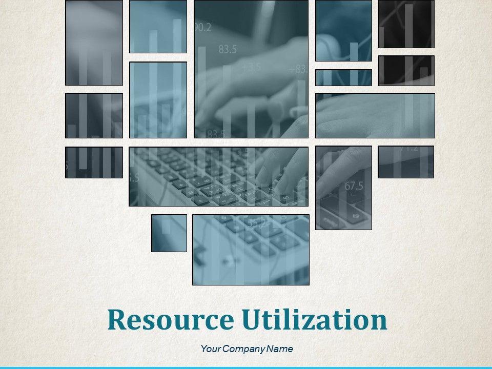 resource_utilization_powerpoint_presentation_slides_Slide01